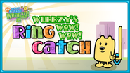 Wubbzy's Wow! Wow! Ring Catch Title Screen