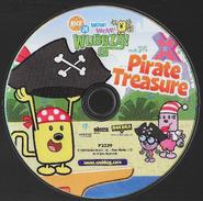 Pirate Treasure DVD CD