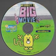 Wubbzy's Big Movie! DVD CD