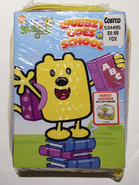 Wubbzy Goes to School DVD with Lunchbox
