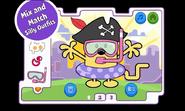 Kooky Kostume Kreator Gameplay 3 (Google Play)