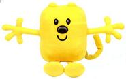 Wubbzy Beanie Baby