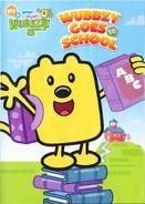 Wubbzy Goes to School DVD Artwork (Front)
