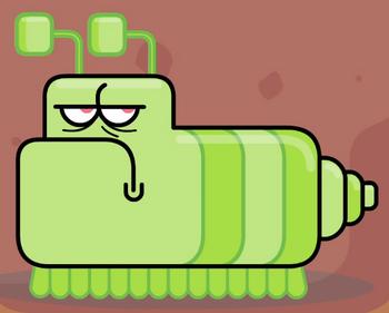 Cranky Caterpillar