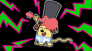 Let's Be Quiet - Wubbzy Jamming 5