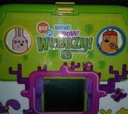 Wubbzy's Bilingual Treehouse Laptop - Inside, Windows Showing Widget and Kooky Kid