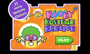Kooky Kostume Kreator Front Cover A (Google Play)