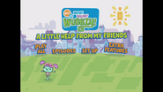 A Little Help From My Friends Main Menu 8