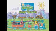 Pirate Treasure Main Menu