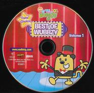 Best of Wubbzy Volume 1 CD