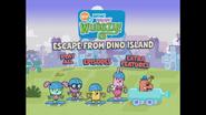 Escape From Dino Island Main Menu 9