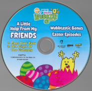 Wubbtastic Bonus Easter Episodes CD