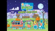 Wubbzy Goes Boo! Main Menu