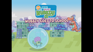 Wubbzy Goes to School Main Menu 4