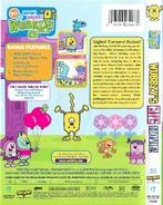 Wubbzy's Big Movie! DVD Artwork (Back and Side)