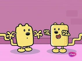 Wow! Wow! Wubbzy!- The Big Wuzzlewood Concert