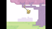 358 Wubbzy Swinging With His Tail 2