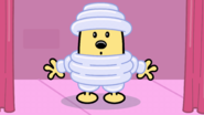 TBWC - Wubbzy Wearing Puffy Costume