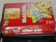 Wubb Idol DVD (With Kooky Kollectible) - Front and Side