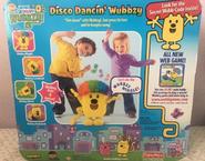Disco Dancin' Wubbzy - Package, Back