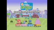 Escape From Dino Island Main Menu 6