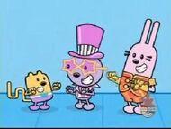 Wow Wow Wubbzy - Wuzzles in costume