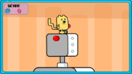 Wubbzy's Amazing Adventure Robo-Cluck 3000 Defeated A