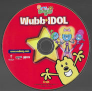 Wubb Idol DVD CD