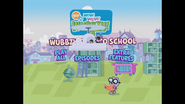 Wubbzy Goes to School Main Menu 3