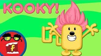 Kooky - Fredbot Cartoons For Kids (Wow! Wow! Wubbzy!)