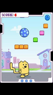 Kickety Kick Ball Bounce Out! (App) Gameplay