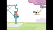 357 Wubbzy Swinging With His Tail