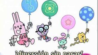 Wow! Wow! Wubbzy! - Season 2 Intro (European Spanish)