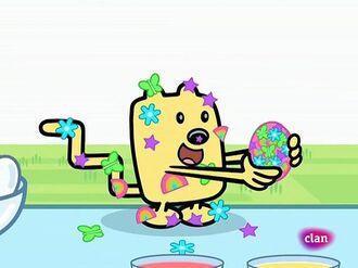 Wow! Wow! Wubbzy! - Eggs Over Easy