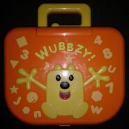 Wubbzy's Bilingual Treehouse Laptop - Outside, Front