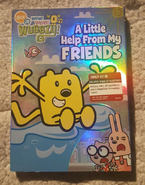 A Little Help From My Friends (With Bonus Soundtrack) DVD Cover