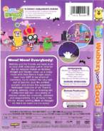 Wubbzy Goes Boo! DVD Artwork (Back and Side)