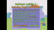 Wubbzy Goes Boo! Wubbzy's Activity & Coloring Pages (DVD-ROM)