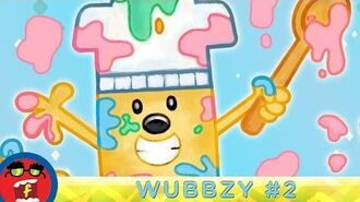 Too Many Cooks - Fredbot Children's Cartoon (Wow! Wow! Wubbzy!)