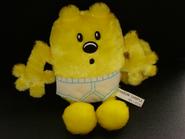 Fuzzy Wubbzy Plush
