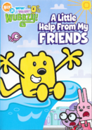 A Little Help From My Friends DVD Artwork (Front)