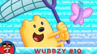 Flutterfly - Fredbot Children's Cartoon (Wow! Wow! Wubbzy!)