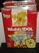 Wubb Idol DVD (With Kooky Kollectible) - Front and Top