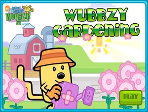 Wubbzy Gardening Title