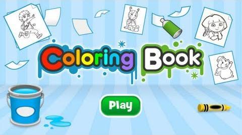Video - Nickelodeon- Nick Jr. Coloring Book | Wubbzypedia | FANDOM ...