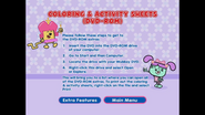Best of Wubbzy Volume 1 Coloring & Activity Sheets (DVD-ROM)