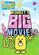 Wubbzy's Big Movie! DVD Artwork (Front)
