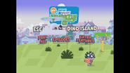 Escape From Dino Island Main Menu 3