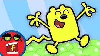 WubbClub Tour - Fredbot Children's Cartoon (Wow! Wow! Wubbzy!)