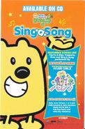 Wubb Idol DVD - Flyer, Front Side